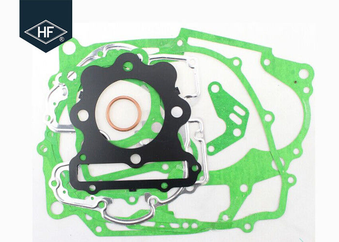 450mm Length Motorcycle Exhaust Gasket , Motorcycle Spare Parts For XR250